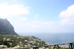 A Panorama of Capri and Coast